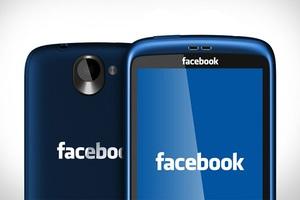 Η HTC κατασκευάζει το πρώτο Facebook smartphone