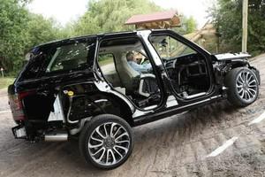 Κοινές πλατφόρμες από Jaguar και Land Rover