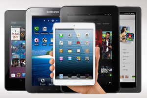 Πρώτη η Apple στις πωλήσεις tablets