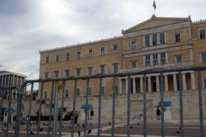 Η ΕΛ.ΑΣ. «οχυρώνει» τη Βουλή