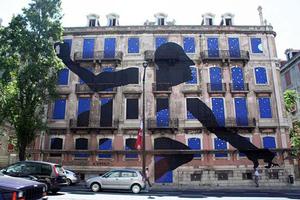 Τα γκράφιτι των... γιγάντων