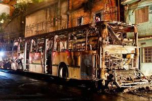 Αιματηρές συγκρούσεις στη Βραζιλία