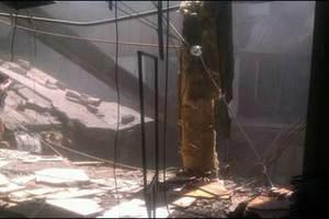 Κατέρρευσε εμπορικό κέντρο στην Γκάνα
