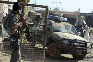 Αφγανή αστυνομικός σκότωσε αμερικανό σύμβουλο