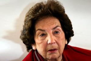Επίτιμη διδάκτορας του Παν. Κύπρου η Άλκη Ζέη