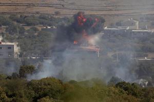 Το Ισραήλ έπληξε θέση στη Συρία στα σύνορα με το Γκολάν