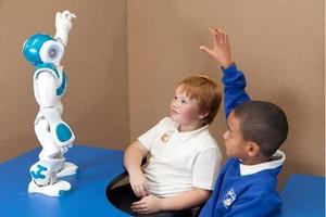 Ρομπότ αντί δασκάλων για αυτιστικά παιδιά