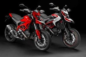 Ανανέωση για την γκάμα των Ducati Hypermotard