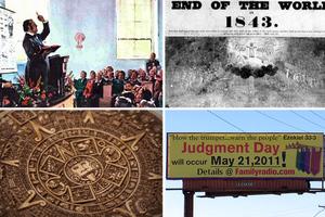 Αποκαλυπτικές «προφητείες» για το τέλος του κόσμου
