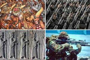 Οι εκλεκτότερες στρατιωτικές μονάδες της Ιστορίας