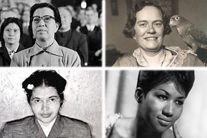 Οι εμβληματικές γυναικείες φιγούρες του 20ού αιώνα