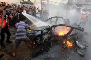 «Δεν υπάρχει δικαιολογία για τη βία της Χαμάς»