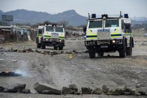 Νεκρός σε απεργία εργατών στη Νότια Αφρική