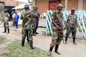 Καταγγελία για σφαγή 51 ατόμων στο Κονγκό