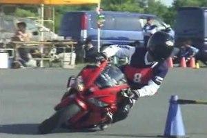 Οι τρομεροί μοτοσυκλετιστές της ιαπωνικής αστυνομίας
