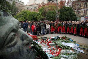 Ξεκινούν την Κυριακή οι εορτασμοί για την 42η επέτειο από την εξέγερση του Πολυτεχνείου