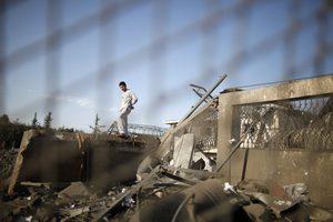 Νεκρό νήπιο 18 μηνών σε επιδρομή στη Γάζα