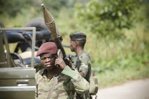 Επίθεση του στρατού του Κονγκό στη Ρουάντα