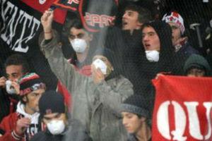 «Καμπάνα» στη Μίλαν για τις… μάσκες των οπαδών της