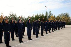 Μεγάλη η πτώση στις σχολές της Αστυνομίας