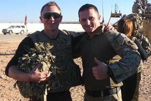 Ο Τζέιμς Μποντ στο Αφγανιστάν