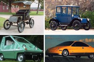 Η ιστορία του ηλεκτρικού αυτοκινήτου