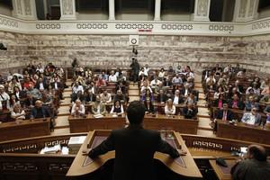 Τι ειπώθηκε όταν έκλεισαν οι πόρτες στην ΚΟ του ΣΥΡΙΖΑ