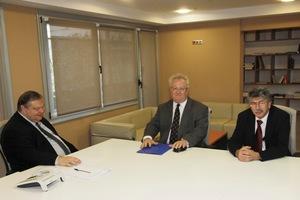 Με τον Ε. Βενιζέλο συναντήθηκε το προεδρείο των δικηγορικών συλλόγων