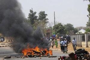 Βομβιστής-καμικάζι σκότωσε 32 άτομα στη Νιγηρία