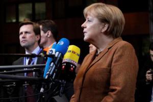 Μέρκελ: Παραμένουν οι διαφορές για τον προϋπολογισμό