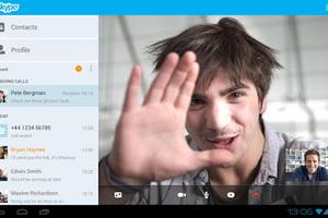 Κυκλοφόρησε το Skype 3.0 για Android