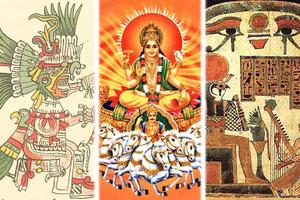 Ο ήλιος στην παγκόσμια μυθολογία