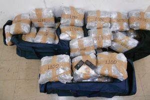 Κατασχέθηκαν 800 κιλά χασίς στην Πάργα