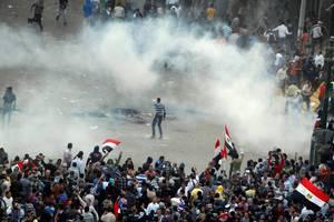 Παραχώρηση αρμοδιοτήτων της αστυνομίας στον αιγυπτιακό στρατό
