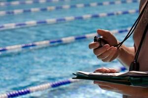 Λουκέτο στο κολυμβητήριο Δράμας