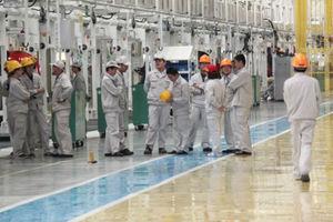 Σε απεργία 5000 Κινέζοι εργαζόμενοι