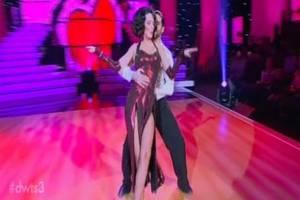 H Νικολέττα Ράλλη είπε πρόωρα «αντίο» στο Dancing with the Stars