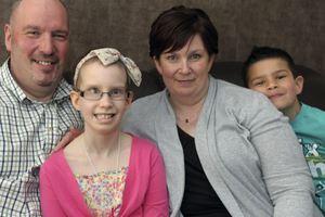 Είχε καρκίνο και οι γονείς της πίστευαν ότι έχει ανορεξία