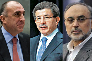 Την Τετάρτη η σύνοδος των ΥΠΕΞ Τουρκίας-Ιράν-Αζερμπαϊτζάν