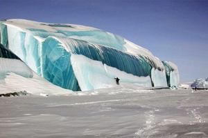 Το «κύμα πάγου» της Ανταρκτικής
