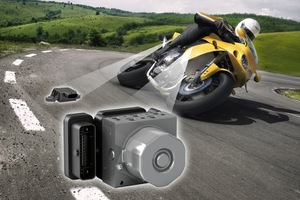 Νέος αισθητήρας κλίσης 5D της Bosch για μοτοσυκλέτες