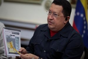 Στην Κούβα για θεραπείες ο Τσάβες