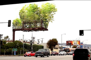 Οι κρεμαστοί κήποι του… Λος Άντζελες