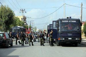 Μεγάλη αστυνομική επιχείρηση στα Ιωάννινα