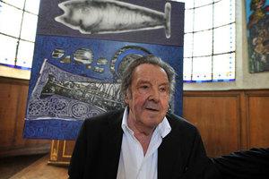 Πέθανε ο ζωγράφος Λαντισλάς Κίζνο