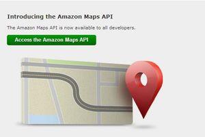 Η Amazon παρουσιάζει τους δικούς της χάρτες