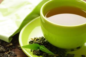 Απολέπιση της επιδερμίδας με πράσινο τσάι