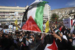 «Οι Παλαιστίνιοι θα υποστούν τις συνέπειες ενός μποϊκοτάζ στα ισραηλινά προϊόντα»