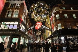 Το μαγικό Λονδίνο των Χριστουγέννων