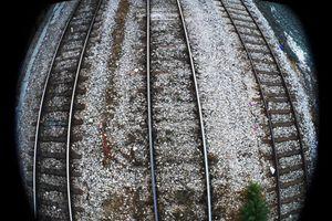 Άντρας παρασύρθηκε και διαμελίστηκε από τρένο στα Φάρσαλα